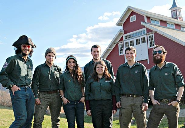 Conservation 5 (Park Restoration Crew)