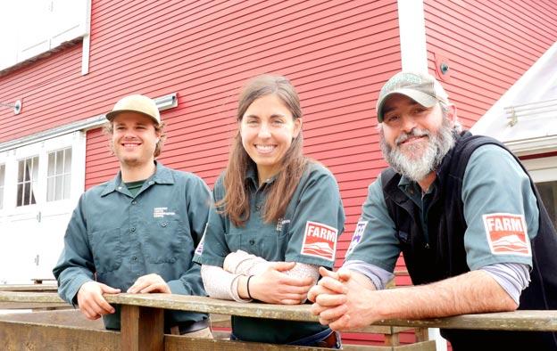 Farm Staff
