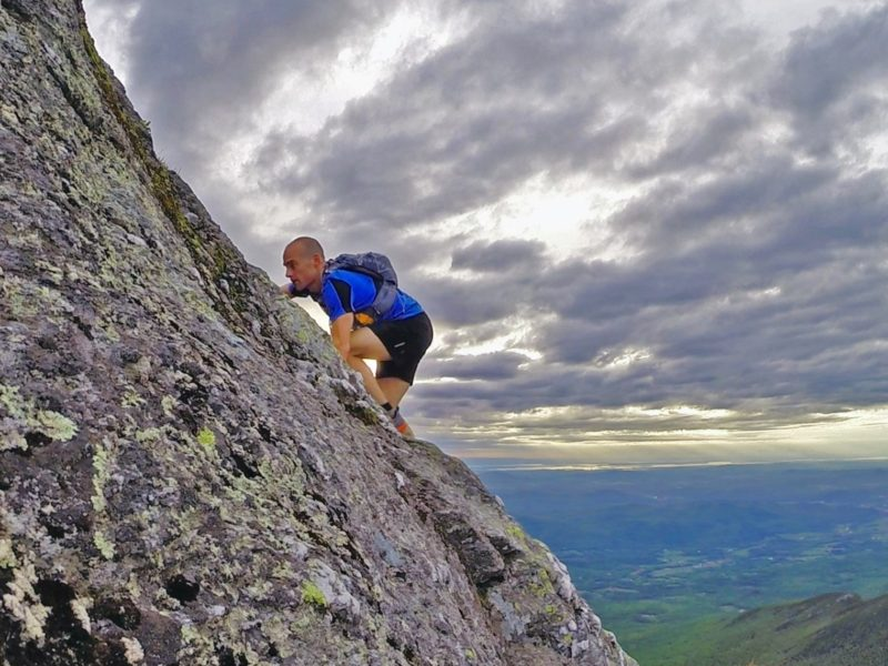 RJ's Run: New Long Trail Speed Record, New VYCC Fundraiser