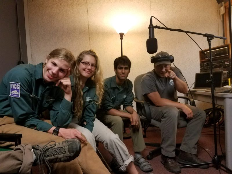 """WGDR """"Recreation Radio"""" with guests WashCo Crew"""