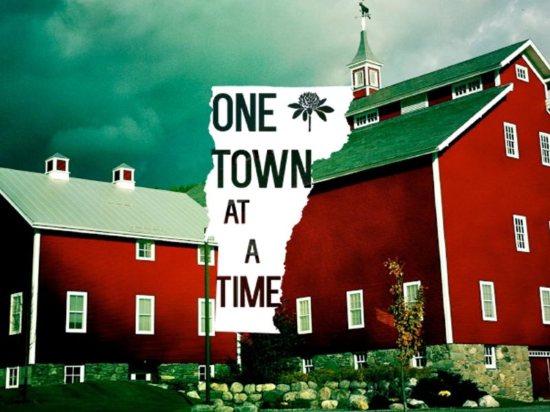"""""""One Town at a Time"""" screening at the West Monitor Barn, June 13"""