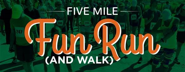 Fun Run/Walk to benefit Health Care Shares, Saturday June 15